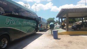 Prefeitura instala Portal do Turismo e inicia cobrança de taxas de acesso e circulação de ônibus e similares em Porto Seguro. 3