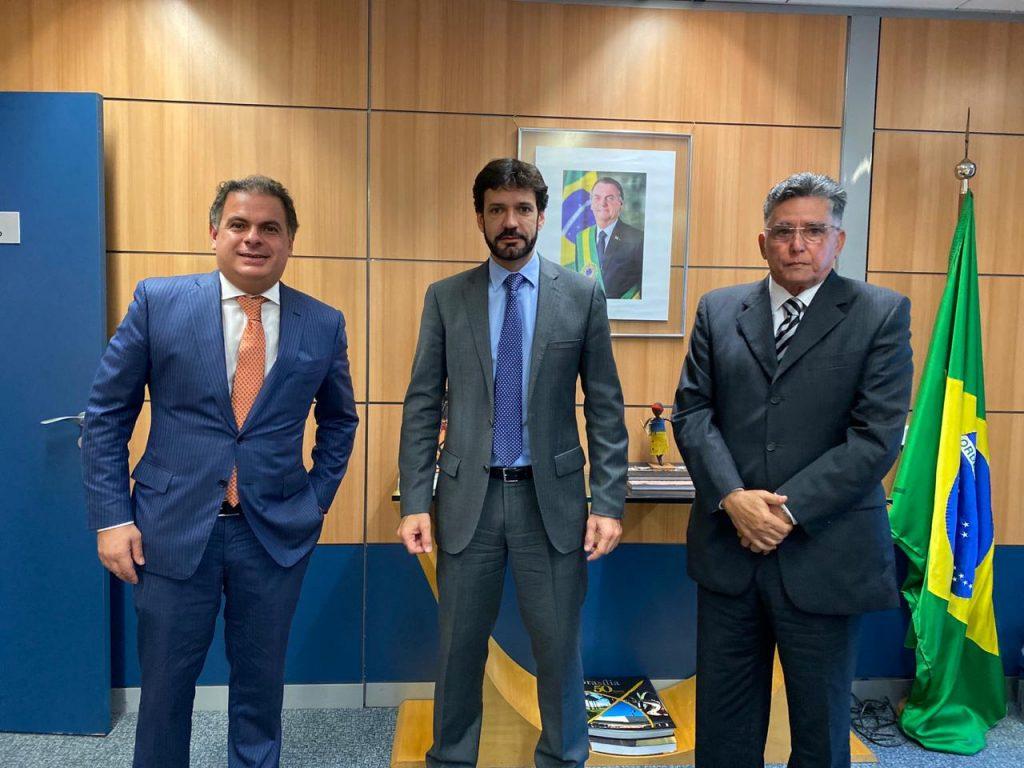Ministro e autoridades vêm a Porto Seguro debater a retomada do turismo, nesta quinta (13/08) 21