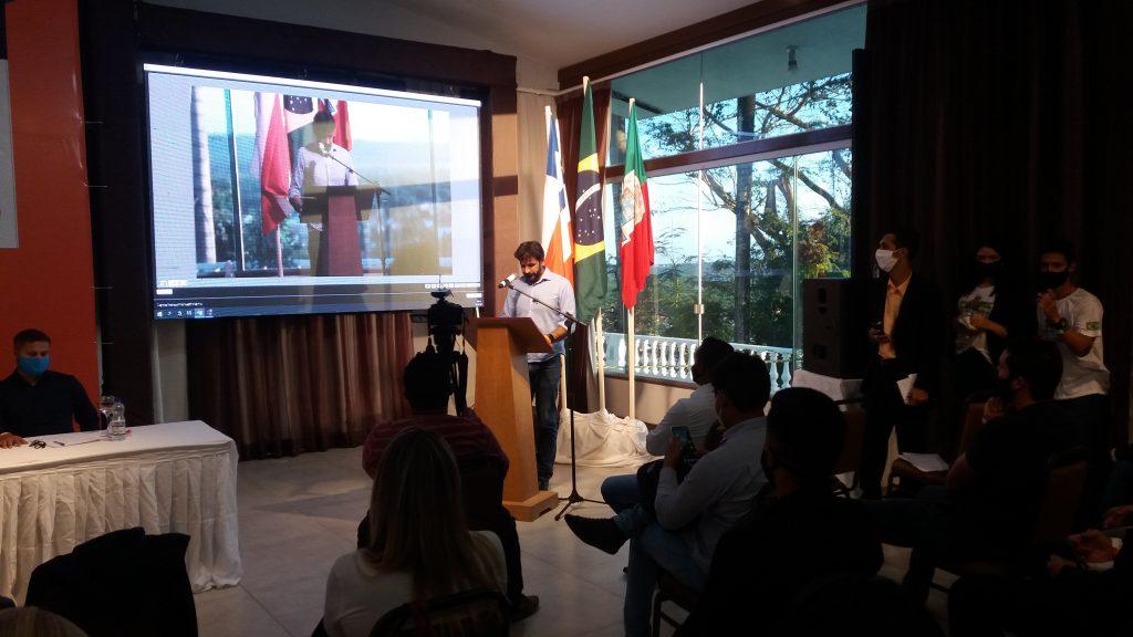 Jânio reúne ministro, deputados, presidente de banco e realiza maior evento de retomada do turismo no Brasil. 26